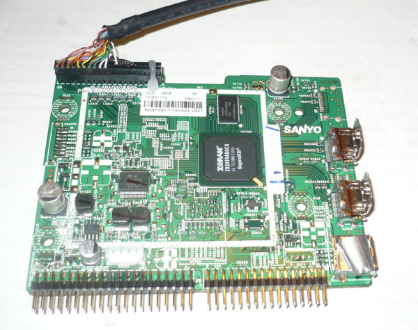 SANYO DP26640  TV MAINBOARD   1LG4B10Y0880A