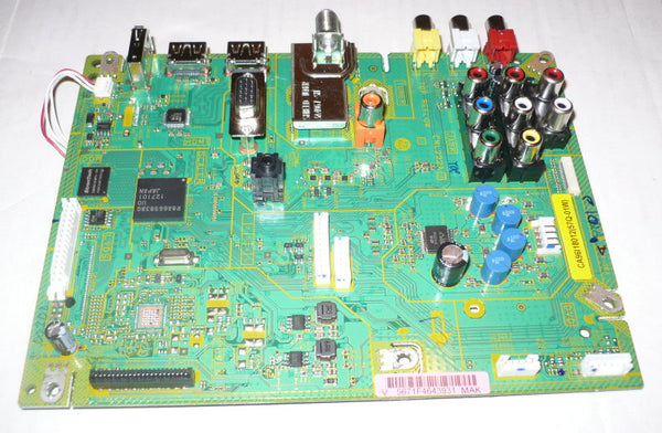 SANYO DP26671  TV MAINBOARD   A57Q01WF40 / CA96I18012