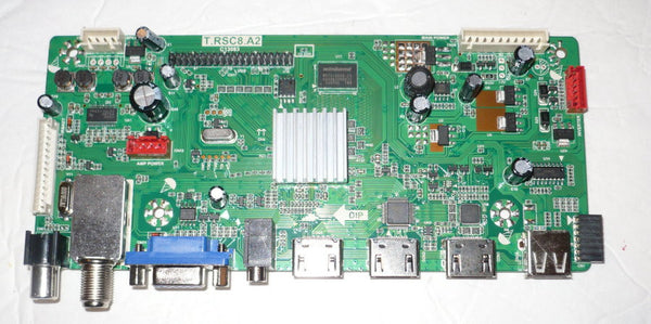 SCEPTRE X505BV-FMDR TV MAINBOARD 1CNCT201401015 / T.RSC8.A2