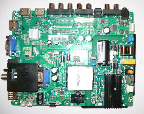 SCEPTRE X505BV-FSR TV MAINBOARD 8142123352156 / TP.MS3553.PB753