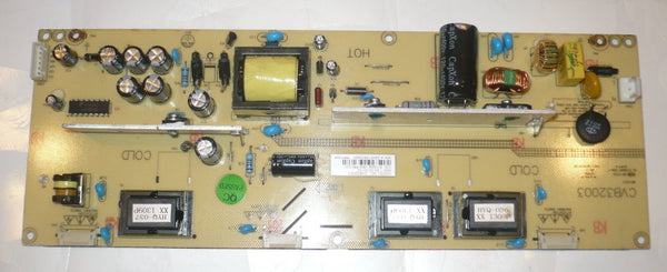 SEIKI SC32HT04 TV POWER SUPPLY BOARD CVB32003