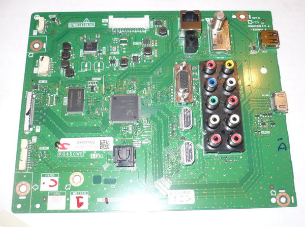 SHARP LC-70LE660U TV MAINBOARD DKEYMG460FM02 / QPWBXG460WJN2