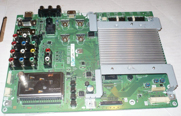 SHARP LC52D65U  TV MAINBOARD   DUNTKE716FM51S / FM51S