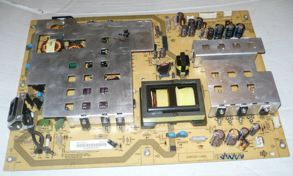SHARP LC52D65U  TV POWER SUPPLY BOARD   RDENCA295WJQZ / DPS-277BPA