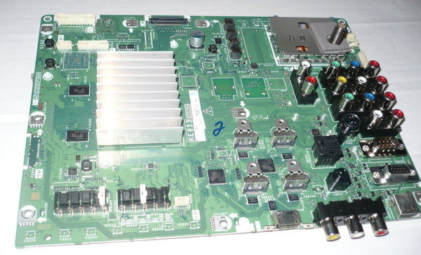 SHARP LCC5277UN  TV MAINBOARD  KE833