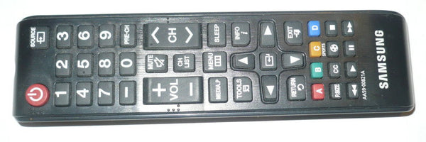SAMSUNG AA59-00821A ORIGINAL TV REMOTE CONTROL