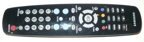 SAMSUNG BN59-00687A ORIGINAL TV REMOTE CONTROL