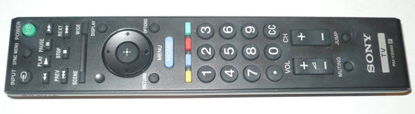 SONY RM-YD065 ORIGINAL TV REMOTE CONTROL