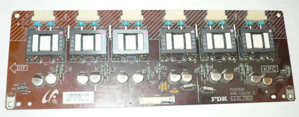 SONY KDL-23S200 TV INVERTER BOARD A06-126291 / PCB2681