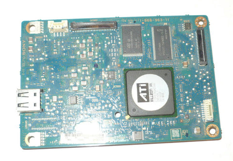 SONY_KDL-23S200 TV QS BOARD A-1153-812-A / 1-868-963-11