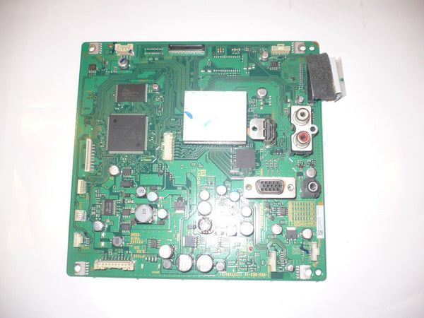 SONY KDL-40S20L1 TV MAINBOARD A1192416B / 1-869-852-12
