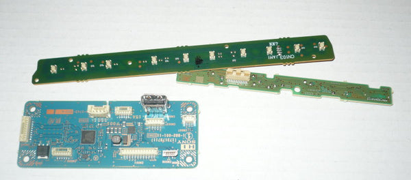 SONY KDL40EX40B  TV BUTTON IR, AND HI BOARDS   A-1743-521-A \ 1-882-001-11, 1-881-589-11, BRH970002A