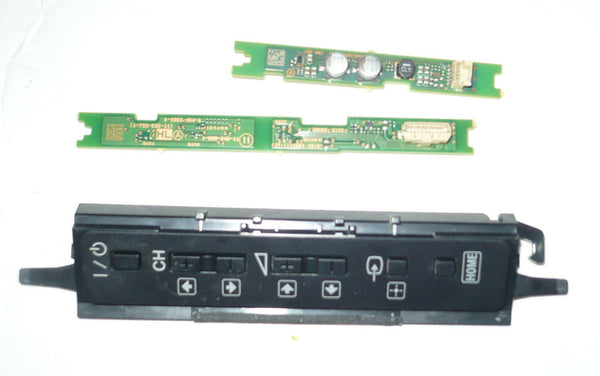 SONY KDL46HX750 TV BUTTON AND IR BOARD 1-885-246-11,1-885-285-11