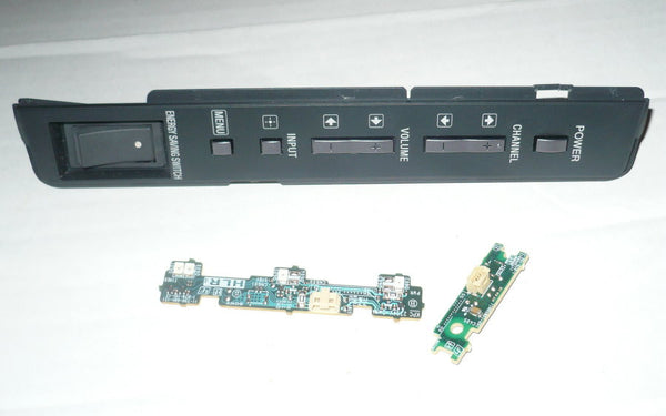 SONY KDL46VES  TV BUTTON AND IR BOARD  1-879-191-12, 1-879-190-12