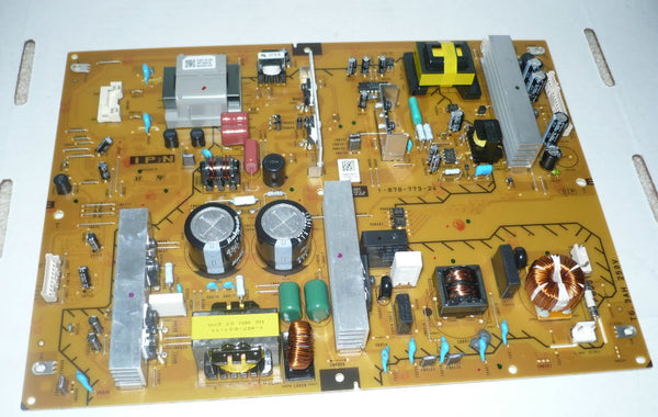 SONY KDL46VES  TV POWER SUPPLY BOARD  1-878-773-24