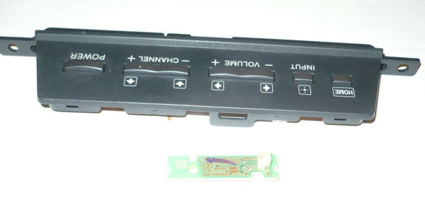 SONY KDL46WL140  TV BUTTON AND IR BOARD   A-1494-139-A,