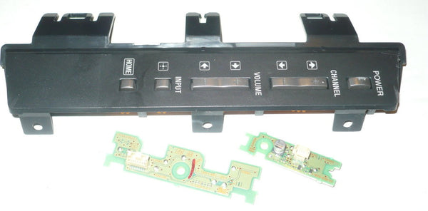 SONY KDL52Z5100  TV BUTTON AND IR BOARD   M92PJ, 1-879-939-11,1-879-263-11