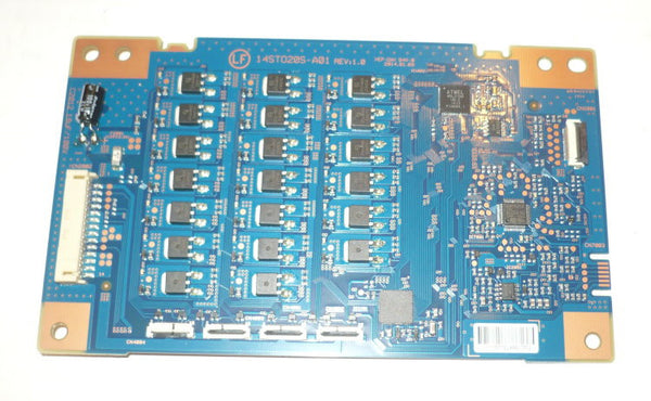 SONY XBR-70X850B TV LED DRIVER BOARD 14STO20S-A01