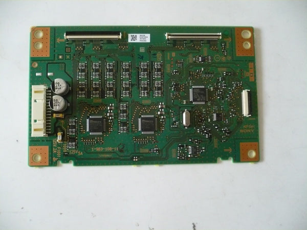 SONY XBR49X900F TV LED DRIVER BOARD A2197363A / 1-983-108-11