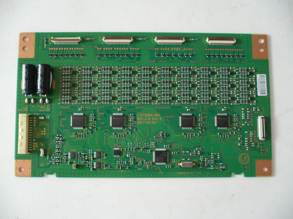 SONY XBR75X900E TV LED DRIVER BOARD 17STO60A-A02