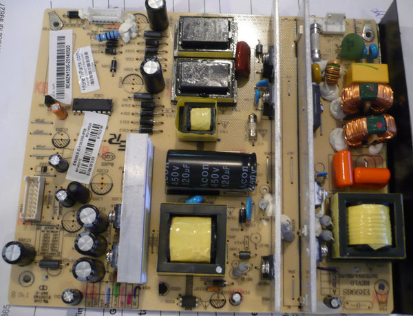 RCA LED60B55R120Q TV POWER SUPPLY BOARD RE46ZN1330 / ER996S
