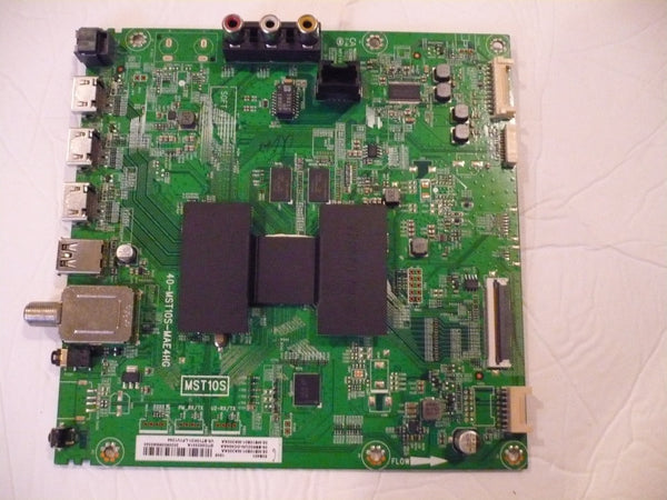 TCL 65S421 TV MAINBOARD 08-SS65CUN-OC404AA / 40-MST10S-MAD4HG
