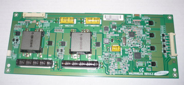TOSHIBA 55UX600U  TV INVERTER BOARD   SSL550EL02