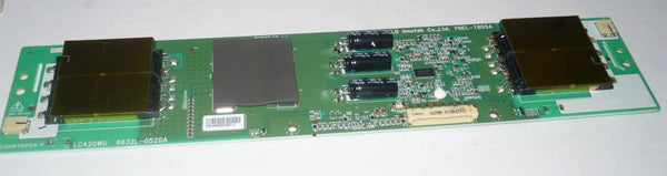 VIEWSONIC CCD4227  TV INVERTER BOARD  0632L-0520A