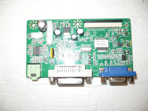 VIEWSONIC VA2406M-LED MONITOR MAINBOARD 6201-722400D101