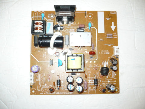 VIEWSONIC VA2406M-LED MONITOR POWER SUPPLY BOARD 6204-722400D101