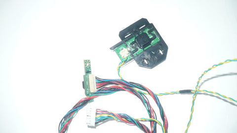 VIZIO D40-D1 TV BUTTON AND IR BOARD 715G6284-K01-000-004F, 715G7949-R01-000-004N,