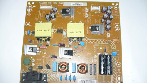 VIZIO D40-D1 TV POWER SUPPLY BOARD ADTVF3010AD7 / 715G6131-P03-W20-002S