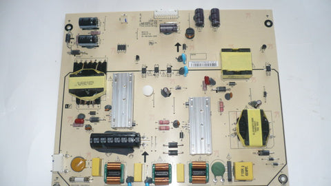 VIZIO D60N-E3 TV POWER SUPPLY BOARD 09-60CAP0E0-01 / 1P-1167X00-1010