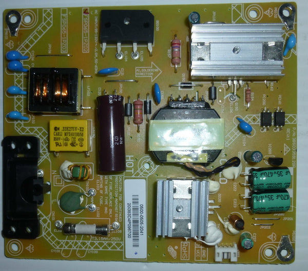 VIZIO E320I-A0 TV POWER SUPPLY 0500-0505-2041 / 3BS0335912GP