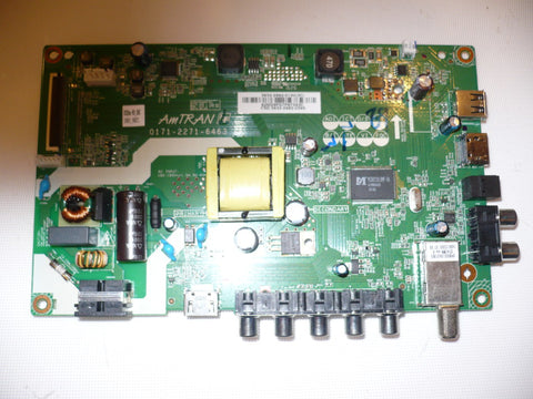 VIZIO E32HN-E0 TV MAINBOARD 3632-2982-0150 / 0171-2271-6463