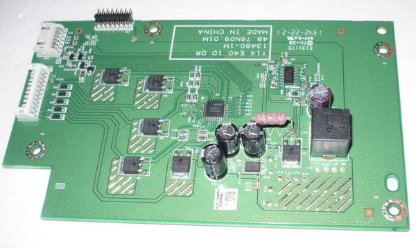 VIZIO E400I-B2 TV LED DRIVER BOARD 55.76N04.A01 / 48.76N09.01M