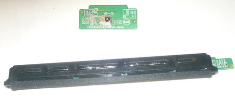 VIZIO E420VT TV BUTTON AND IR BOARD 715G4642 R01 000 004S
