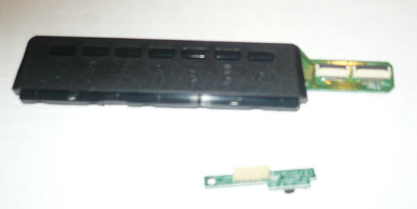 VIZIO E701I-A3 TV BUTTON & IR BOARD 1P-1128X00-2010, 1P-1128802-2011