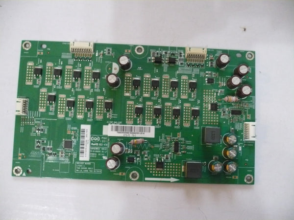 VIZIO E75-F2 TV LED DRIVER BOARD 755.02K02.0001 / 748.02K02.0011