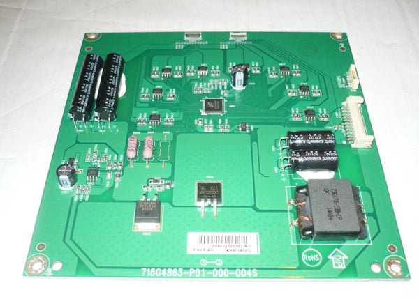 VIZIO M3D460SR  TV DIGITAL BOARD   715G4863-P01-000-004S / AR45QAAD6