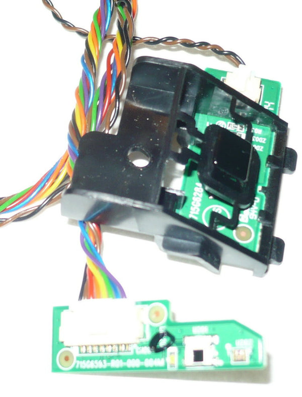 VIZIO M422I-B1 TV BUTTON & IR BOARD 715G6593-R01-000-004M