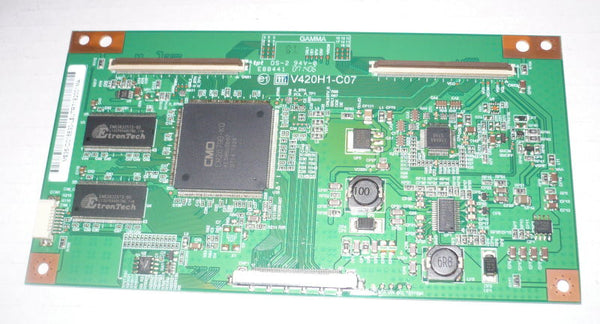 WESTINGHOUSE TX42F430S  TV CONTROLLER BOARD   35-D016630 / V420H1-C07