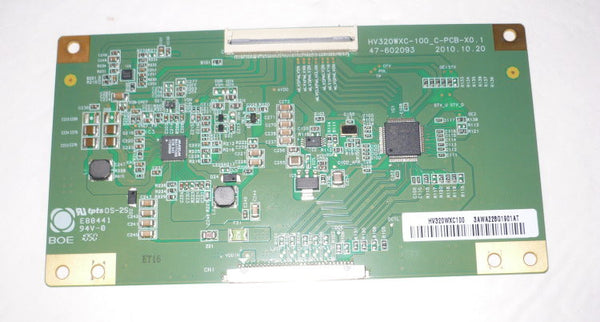 WESTINGHOUSE VR3235 TV CONTROL BOARD HV320WXC1007061 / 47-602093