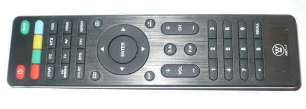 WESTINGHOUSE RMT-17 ORIGINAL TV REMOTE CONTROL