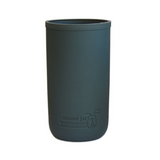 "Travel Tea Jar Sleeve<span class=""subtitle"">BPA-free silicone wide-mouth 24oz jar sleeve</span>"