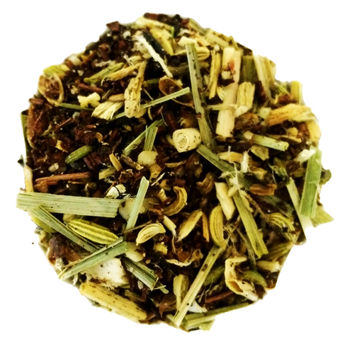 "Dream Boat <span class=""subtitle"">Vanilla infused Honeybush Tea with Fennel</span>"
