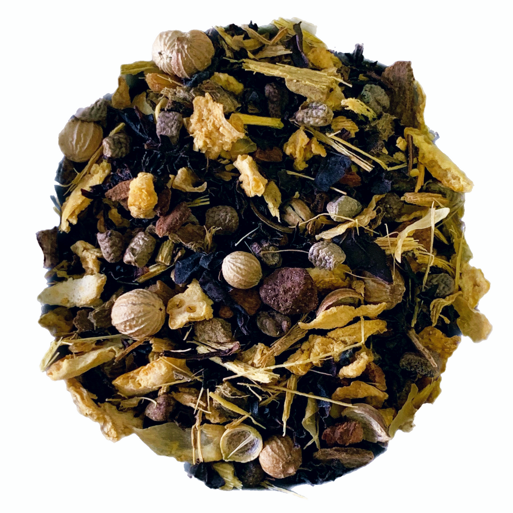 "Fall for Chai <span class=""subtitle"">Orange & Vanilla infused Black Tea Chai</span>"