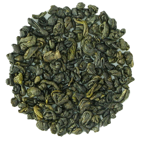"Gunpowder Green Tea <span class=""subtitle"">Full Bodied & Smoky Green Tea</span>"