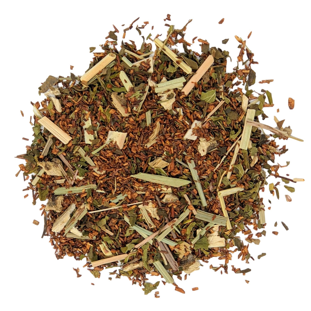 "I am Grateful <span class=""subtitle"">Rooibos + mint + lemongrass + marshmallow</span>"
