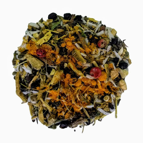 "Immunitea Boost <span class=""subtitle"">powerful herbal wellness blend</span>"